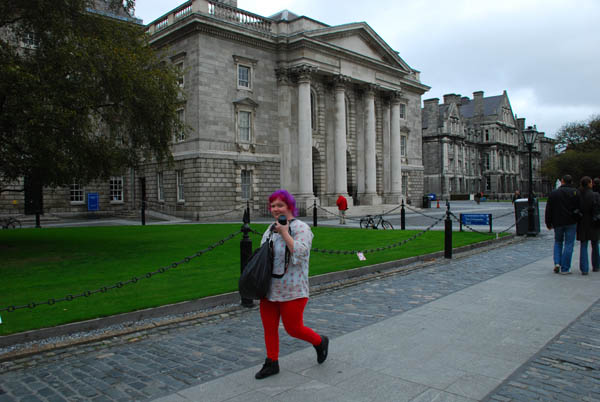 Trinity College Dublin Guided Tours Great Way to Experience History