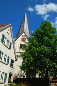 The Evangelical Lutheran Michaelskirche