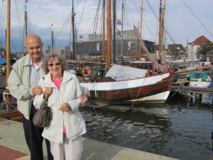 Ken and Gloria started planning their ancestry trip to Germany in 2007. They finally took their trip in September, 2013, during which they met cousins and made new discoveries. To have this kind of experience, start planning now for travel in September of 2014 or after.