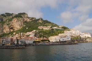 Views in and around Amalfi