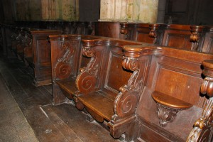StPierreBenedictineChurchMonksBenches copy