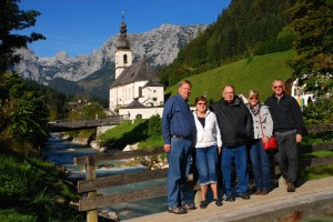 The Rosen family from Minnesota traveled with James in September, 2014 to parts of Bavaria, Niedersachsen and finally to Amsterdam. We created the itinerary exactly around their interests and desired pace.