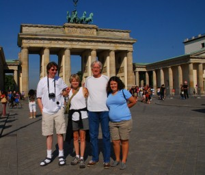 Visit the amazing capital city of Berlin on a European Focus Private Tour.