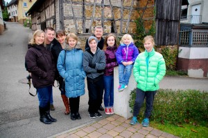 Making time for ancestry during a Christmas Markets tour in Germany