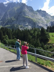 Rudy and Shirley enjoy their second tour with European Focus, this one included the Swiss Alps, Vienna and northern Germany over a period of 17 relaxed days.